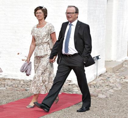 Kjeld Kirk Kristiansen er ejer af Lego og sammen med sine børn og kone, Camilla Kirk Kristiansen, er familien Danmarks rigeste.