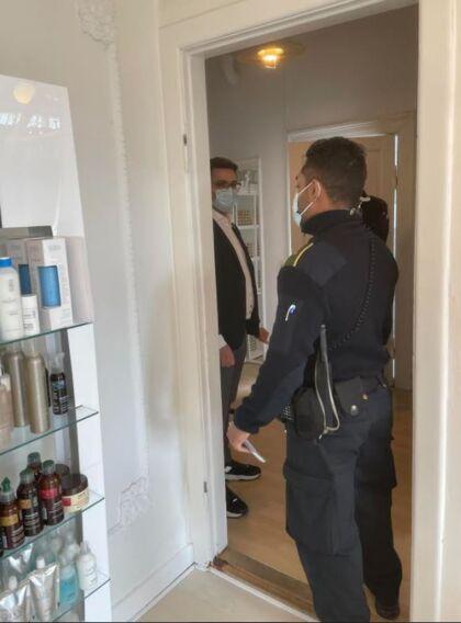 Fredag i sidste uge troppede politiet op hos ITA i Odense.