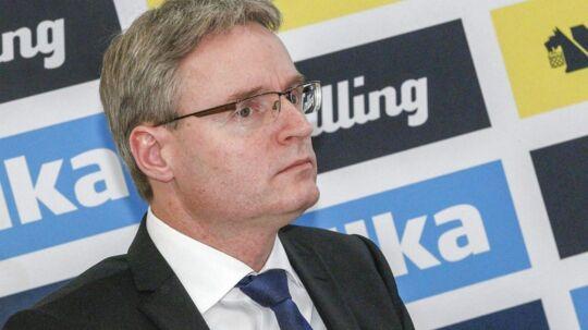 Dansk Supermarkeds topchef Per Bank