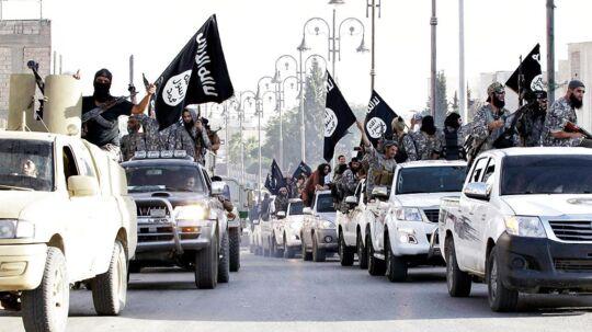 En stor del af de våben, som Islamisk Stat bruger, er produceret i Vesten, blandt andet i USA, Rusland, Kina og flere europæiske navne. Det viser en rapport fra Amnesty International. Arkivfoto.