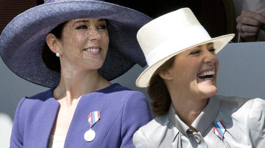 Danskerne er vilde med kronprinsesse Mary og prinsesse Marie. Men det er lidt uklart, hvad prinserne udretter, modsat de godgørende prinsesser. Foto: Keld Navntoft
