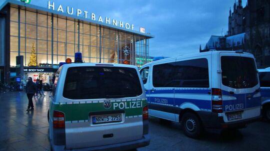 Det kunne være gået endnu værre nytårsnat i Køln. Politiet frygtede, at nogen skulle miste livet.