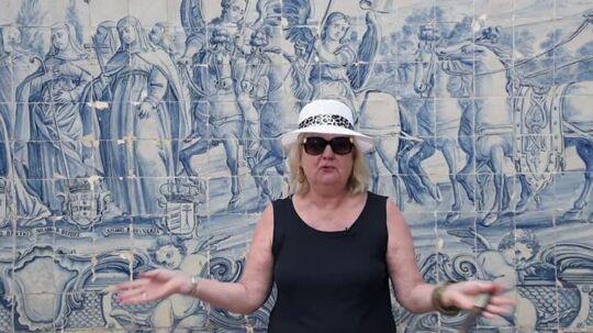Den forkælede datter fra filmen »The Good Life« drømmer om at flytte hjem efter 50 år som udlandsdansker i Portugal og Frankrig. Men det er ikke alt, den 61-årige dansker glæder sig over ved hjemlandet.
