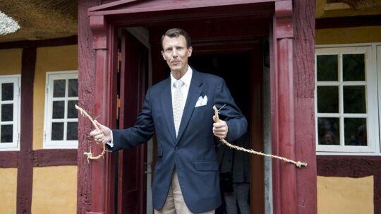 Arkivfoto: Prins Joachim har fornylig åbnet op for nogle af sine private følelser.