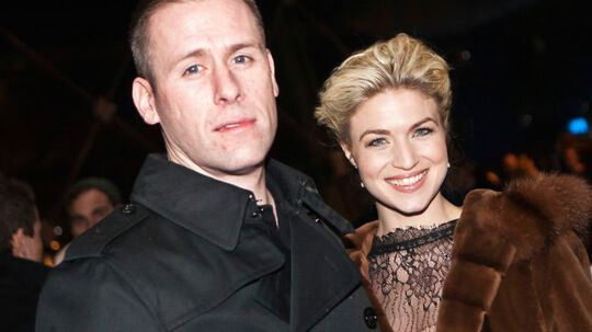 Christiane Schaumburg Müller har lige nu for travlt til at få børn med sin forlovede LOC.