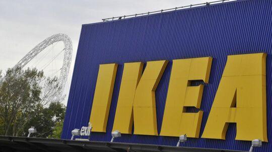 Ifølge prissammenligningstjenesten, Kelkoo, indtager IKEA førstepladsen blandt de danske forbrugers bevidsthed.