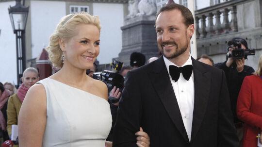 Køb norske kronprinsesse Mette-Marits aflagte tøj direkte af hende selv.