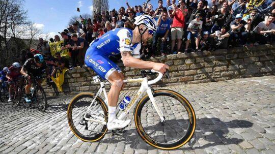 Tom Boonen kører sit sidste løb som professionel i Paris-Roubaix.