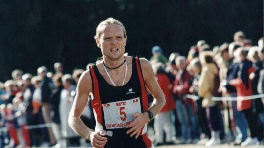 Henrik Jørgensen har rekorden i Eremitageløbet med tiden fantomtiden 38.40 fra 1987. Foto: Scanpix