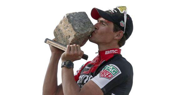 Belgiske Greg Van Avermaet vandt søndag den traditionsrige forårsklassiker Paris-Roubaix.