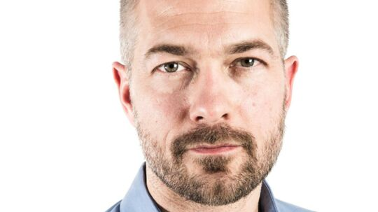 Jonas Rathje, chefredaktør, BT