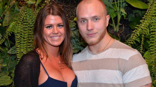 Benjamin og Michelle.