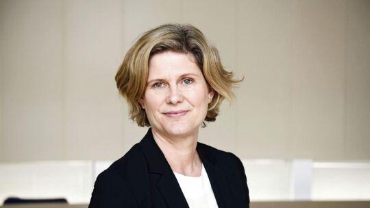 Mette Maix. Administrerende direktør for Berlingske Media