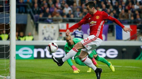 Anderlecht - Manchester United