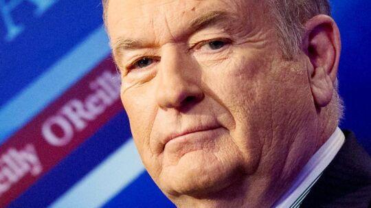 Bill O'Reilly er færdig på Fox News.