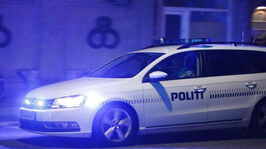 Politiet fandt et stort lager af narko på en adresse i Ikast
