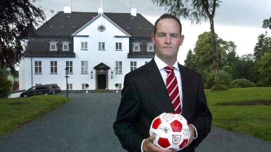 Anders Kirk Johansen er Gunhild Kirk Johansens yngste søn. Arkivfoto.