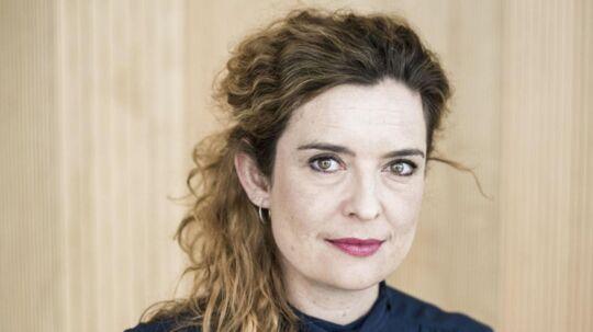 Camilla Kjems, chefredaktør på Femina bander og svoler jævnligt over sin krop, men hun tror, at de sociale medier, gør at den yngre generation har det sværre med deres krop.