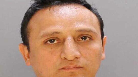 39-årige Francisco Prado-Contreras er blevet anholdt og mistænkt for at gøre en ung fodboldspiller gravid