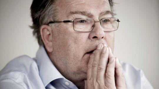 Forsvarsminister Claus Hjort Frederiksen.