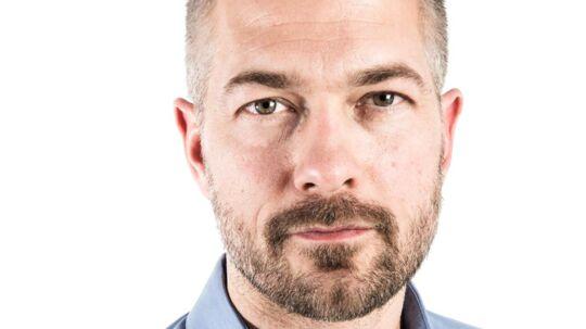 Chefredaktør, Jonas Rathje.