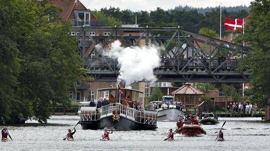 HD Ejendomme ejer blandt andet ejendomme i Silkeborg. Arkivfoto.