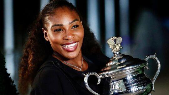 Serena Williams har ikke tænkt sig at indstille sin professionelle karriere lige foreløbigt.