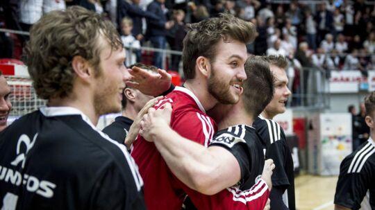 BSV (bill:) vandt over Ribe-Esbjerg og er klar til DM-semifinalerne.