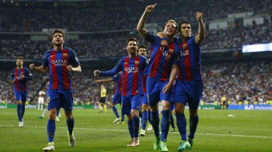 FC Barcelona får nye trøjer fra næste sæson.
