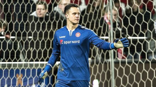 Ivan Lucic har fået spilletid i AaBs pokalkampe mod Silkeborg og FC Midtjylland.