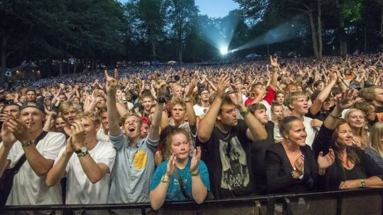 Arkivfoto - Skanderborg Festival 2016.