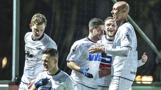 Vendsyssel FF vil i torsdagens pokalsemifinale forsøge at slå FCK som det første danske hold i denne sæson.