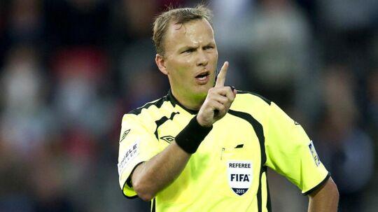 Lars Christoffersen er færdig som dommer, når denne sæson er spillet.