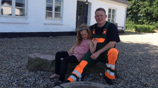 Rasmus Juhl, også kaldet Julle. Den gæve fyr er fra Bylderup.