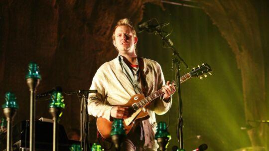 Bon Iver med Justin Vernon i spidsen skal spille til sommeresn HAVEN Festival på Refshaleøen i København.