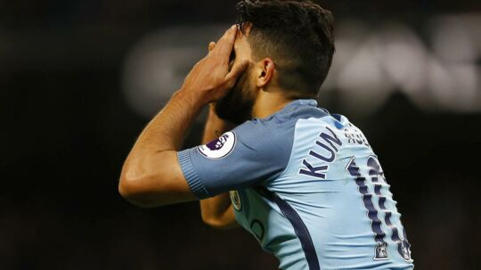 Manchester City og United spillede 0-0 torsdag aften i Premier League.