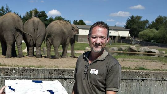 Zoodirektør Richard Østerballe var ikke begejstret for, at Disney ville bruge samme navn som Givskud Zoo til en tegnefilm.