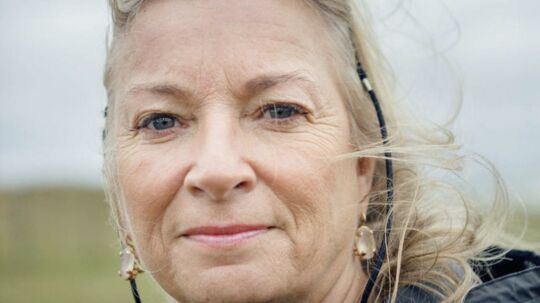 Ilse Jacobsen er havnet i en strid med både kommunen og sine naboer. Arkivfoto.