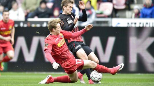 FC MIDTJYLLAND VS. FC NORDSJAELLAND. RUNDE 31.