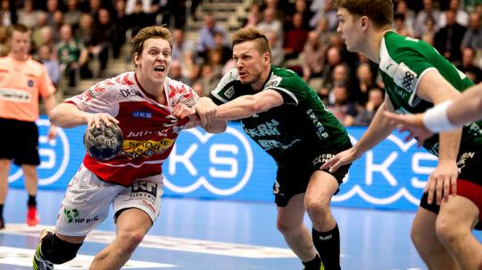 Aalborg er klar til semfinalen i landets bedste række efter sejr over Skjern.