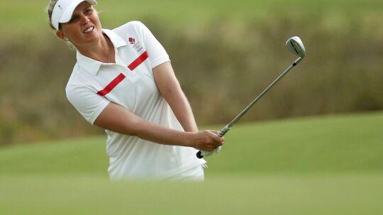 Den danske golfspiller Nanna Koerstz Madsen er et skridt tættere et kort til LPGA Touren.