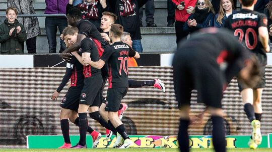 FC Midtjylland - Brøndby IF