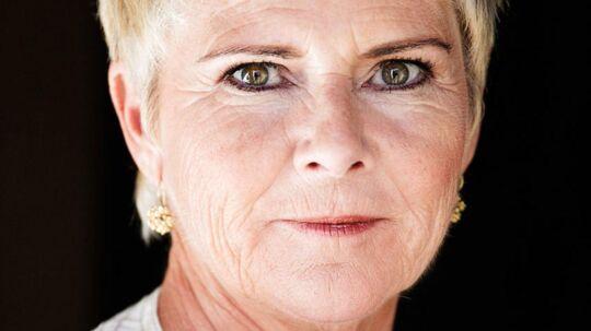 Lizette Risgaard, LO-formand, og klummeskribent på BT.