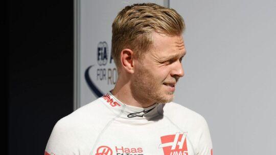 Kevin Magnussen skiftede til Haas inden denne sæson. Han har tidligere kørt for Renault og McLaren.