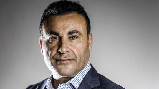 Naser Khader, kommentator, BT.