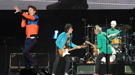 Arkivfoto: Rockbandet The Rolling Stones kommer til Danmark og giver koncert. Allerede nu er der via internationale billetsælgere billetter til salg til koncerten. Det er til trods for, at billetterne ikke bliver solgt før den 17. maj.