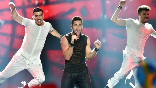 Imri Ziv bliver muligvis den sidste deltager fra Israel ved Eurovision Song Contest.