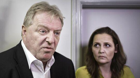 Kim Christiansen fra Dansk Folkeparti vil have den nye app UBR City politianmeldt med det samme.