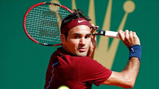 Roger Federer stiller ikke op til French Open.