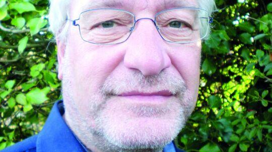 """Kurt Jacobsen er professor i historie ved CBS og forfatter til bogen """"Asbest. Magisk mineral og dræberstøv"""", der udkom i 2012."""